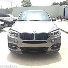BMW X5 F15 M PERFORMANCE AERODYNAMIC PACKAGE AERO FRONT SPOILER lip M-Sport X5M
