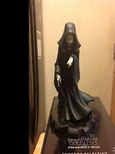 Star Wars Animated Emperor Palpatine Limited Edition Maquette - Gentle Giant