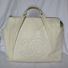 Chanel holdall bag