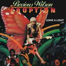 Precious Wilson & Eruption • Leave A Light New Import 24 Bit CD Remastered Extra