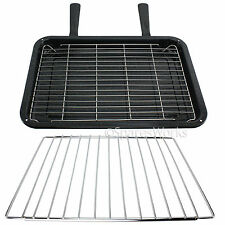 Adjustable Shelf & Extra Large Grill Pan Rack for Miele Oven Cooker