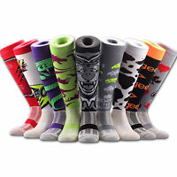 SAMSON® FUNKY SOCKS FOOTBALL HOCKEY RUGBY SOCCER TRAINING SPORT KIDS WOMENS MENS