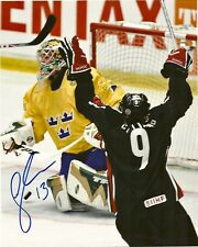 Team Canada Andrew Cogliano Signed Autographed 8x10 Photo COA