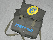 CANADIAN GOV,T HAVERSACK FIRST AID(1958)( NEW UNISSUED)D/C(DOMINION OF CANADA)