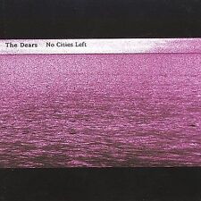 No Cities Left The Dears MUSIC CD