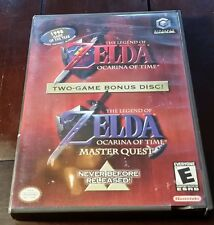The Legend of Zelda: Ocarina of Time Master Quest Nintendo GameCube Complete