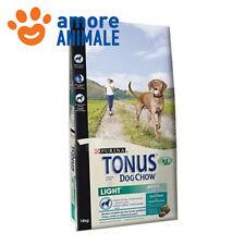 Purina Tonus Dog light tacchino 14 Kg - Crocchette per cane adulto