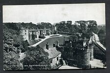 C1930's View of Skipton Castle, Yorkshire.