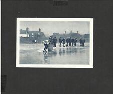 Nostalgia Postcard Walter Pridgeon Amateur Speedskating Champion 1907