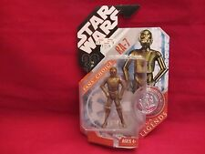 Star Wars - 77-07 Saga Legends - RA-7 with Coin  NOC  (0116DJ5)  26130