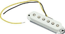 NEW ! FENDER SQUIER STRATOCASTER NECK PICKUP with COVER & SCREWS