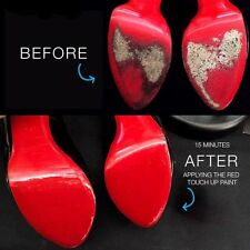 Red Soles Paint & Clear Sole Protector Kit For Christian Louboutin Repair Kit