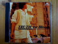 TRUTH 1st BLOOD POLYDOR / JAPAN CD [H00P-20374] RAR!