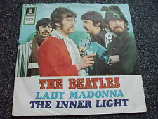 The Beatles-Lady Madonna - 7 ps-Made in Germany-rare