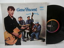 "gene vincent and his blue caps""lp12""uk de 1961.capitol:T811."