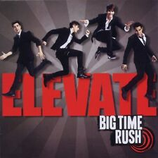 "BIG TIME RUSH ""ELEVATE"" CD  NEU"