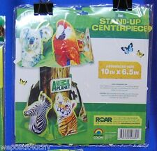 Animal Planet Centerpiece Animal Planet Party Centerpiece Next Day Shipping