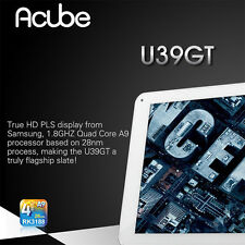 "Tablet 9"" Cube U39GT Android 4.2 RK3188 Quad Core 1.8GHz RAM 2G/16G PLS screen"