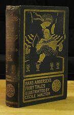 Hans Andersen's Fairy Tales (1911) Illustrated by Cecile Walton, H. Oskar Sommer