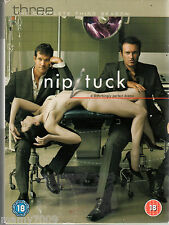 DVD=NIP TUCK=THE COMPLETE THIRD SEASON=6 DISCHI