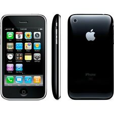 APPLE IPHONE 3G 8GB BLACK AT&T UNLOCKED SMARTPHONE MB503LL/A GSM