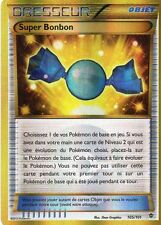 SUPER BONBON 105/101 SECRET NEUF - CARTE POKEMON