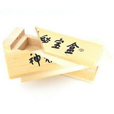 Secret Box Solid Wood Construction Wooden Brain Teaser Puzzle Toy