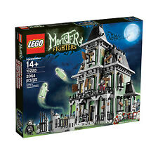 LEGO Monster Fighters - Super Rare Haunted House 10228 - New & Sealed