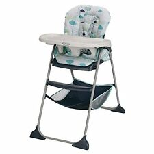 Graco Slim Snacker HIGHCHAIR, Easy Storage Folding HIGH CHAIR, Stratus