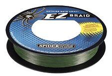 Spiderwire EZ Braid 50lb 110yd Moss Green SEZB50G-110