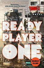 Ready Player One: A Novel by Ernest Cline (Paperback) Brand New - Quick Ship!