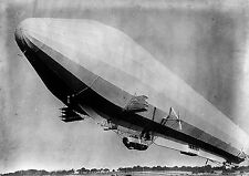Framed Print - LZ 7 Deutschland German Passenger Zeppelin (Picture Poster Art)