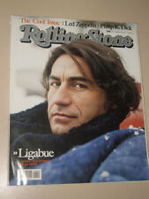 ROLLINGSTONE=2004=MAGAZINE ISSUE=LIGABUE=LEZ ZEPPELIN=KING OF LEON=AMANDA LEPORE