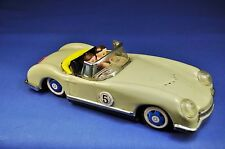 Blechauto / Tin Toy: Cabriolet, MF763, lithograph., 1970er/ies, Made in China