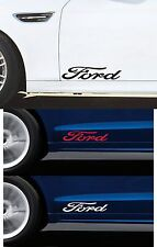 Car Styling `FORD` for Doors - Decal Sticker any Bodywork!