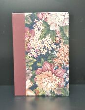 Vintage Photo Album Tapestry Binder Photo Storage Album