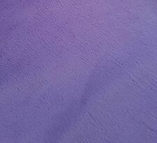 Plain dyed purple / lavender Plush Nutex Minkie