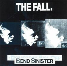 Bend Sinister by The Fall (CD, Jan-1988, Beggars Banquet)