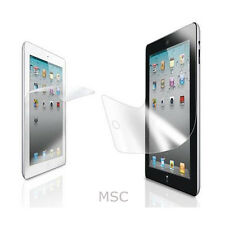 6 X HIGH CLEAR LCD SCREEN PROTECTORS FOR Apple iPad 1