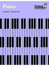 Royal Conservatory of Music Piano Syllabus 2015 Edition
