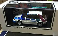 1/43 SAPI MAZDA FAMILIA 323 GT-Ae BG8Z COMPETITION CATALOGUE diecast model car