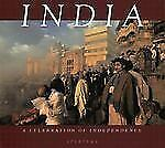 India: A Celebration of Independence, 1947 to 1997-ExLibrary