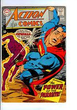 DC: ACTION COMICS #361 MIDGRADE 2ND PARASITE!!!