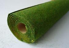 """48"""" x 24"""" Spring Mix Hairy Grass Mat Roll Javis MAT1 00/N Gauge Model Railways"""