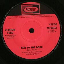 """CLINTON FORD run to the door/best job yet made you mine 7N.35361 uk pye 7"""" WS EX"""