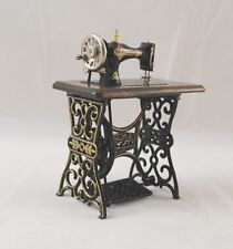 Metal Antique Sewing Machine 1.780/3  Reutter  miniature dollhouse 1/12 scale