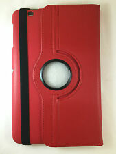 "FUNDA TABLET PARA LG G PAD 10.1 V700 10,1"" GIRATORIA 360º COLOR ROJO"