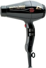 Parlux 3800 Ceramic And Ionic Eco Friendly Hair Dryer Black