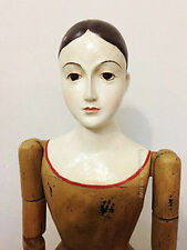 "Santos Abigail - Mannequin Cage Doll 30"" FALL SALE"