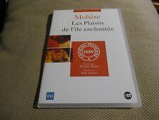 """DVD NEUF """"LES PLAISIRS DE L'ILE ENCHANTEE - MOLIERE"""" Maurice BEJART / theatre"""